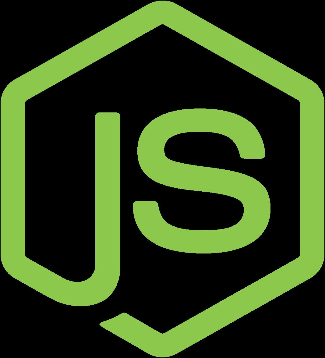 Node .js logo for node.js paragraph