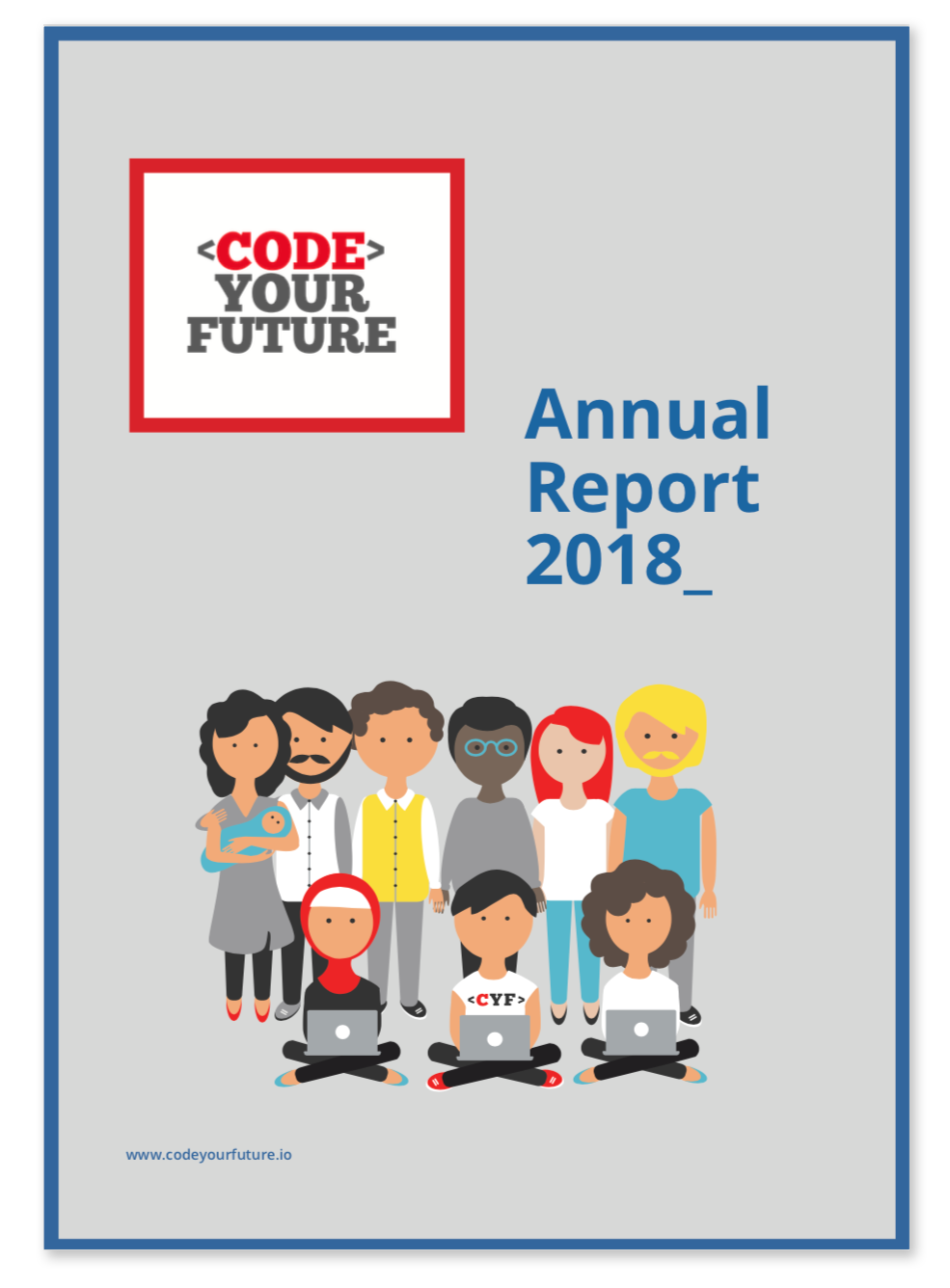 Link to download annual report